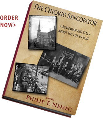 Buy The Chicago Syncopator, book by author Philip T. Nemec